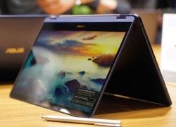 В Китае презентован самый тонкий в мире ноутбук — Asus ZenBook Flip S