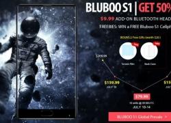 Хорошая скидка на восьмиядерный смартфон Bluboo S1!