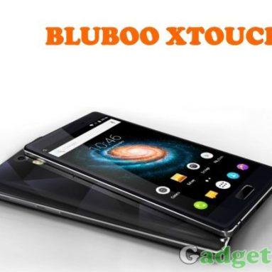 Смартфон BLUBOO XTOUCH получил 3 ГБ ОПУ и 32 ГБ ПЗУ [Обзор]