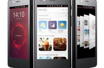 BQ Aquaris E4.5 Ubuntu Edition — первый в мире смартфон на Ubuntu за $195