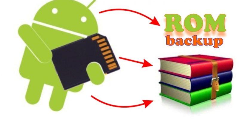 Как сделать бекап прошивки смартфона на MTK процессоре