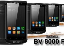 Вышел в свет новый производительный противоударный смартфон Blackview BV8000 Pro
