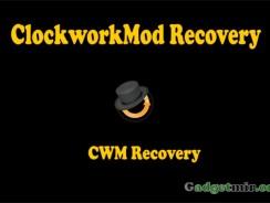Прошивка смартфона с помощью CWM Recovery