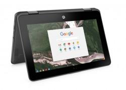 Google объявил новый HP Chromebook для школьников