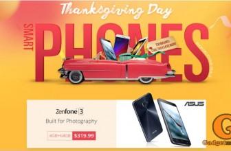 День благодарения промоакция – выгодные сделки на смартфоны