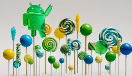 Скачать обои и звуки с Android 5.0 Lollipop