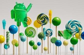 Скачать образ прошивки Android 5.0 Lollipop для Nexus 7 (2012, 2013), Nexus 5 и Nexus 10