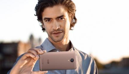 Elephone P8 и P8 mini: официально объявлены с необычной камерой
