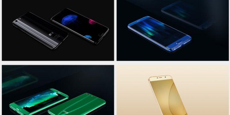 Gearbest объявляет предпродажу Elephone S7 и S7 mini по заниженным ценам