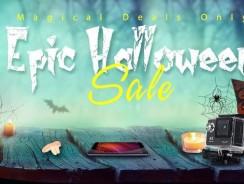 Epic Halloween Sale: необычные предложения для мистического праздника