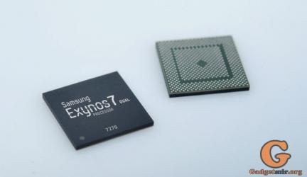 Samsung начинает массовое производство 14 нм процессоров Exynos 7270