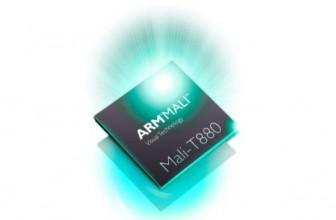 ARM и Samsung подписали договор на использование графических процессоров Mali