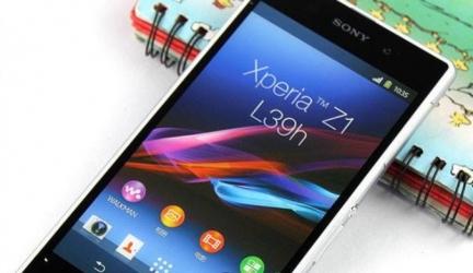 Sony Xperia Z1, Z1 Compact и Z Ultra получат обновления до Android 4.4.4