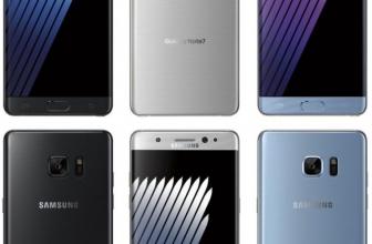 Самые свежие подробности о Samsung Galaxy Note 7