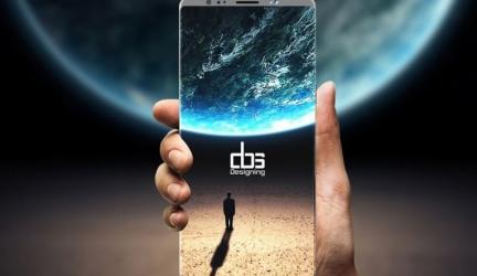 Лучший на рынке экран — у Galaxy Note 8