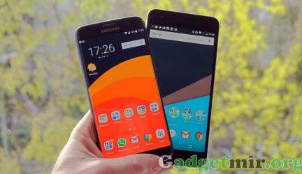 Почему Galaxy S7 Edge лучше, чем Nexus 6P [7 фактов]