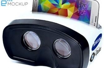 Samsung готовит шлем виртуальной реальности