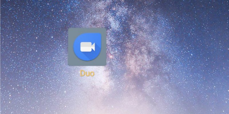 Новое приложение для Android — Google Duo