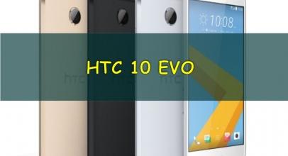 HTC 10 EVO – состоялся всемирный анонс