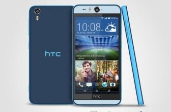 Известны цены на HTC Desire Eye и One (M8 Eye)!