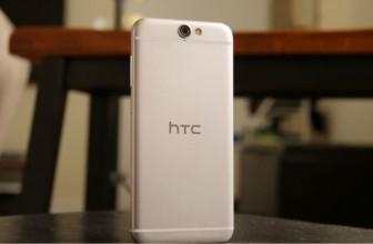 HTC One A9 получит новое обновление до Android nougat
