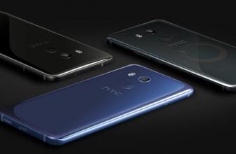 HTC продемонстрировала новый флагман в линейке смартфонов — U11+