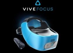 HTC презентовала VR-шлем Vive Focus