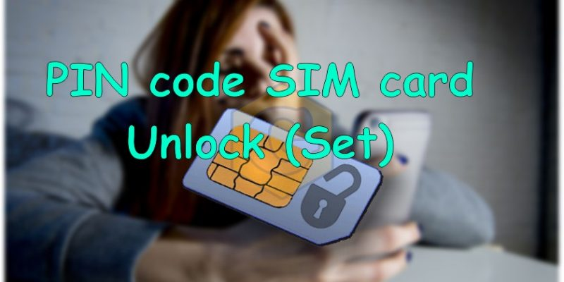 Fastest way to remove or install SIM card's PIN code on Xiaomi Miui 9 smartphone