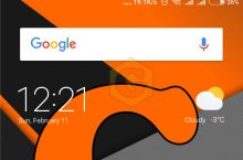The Fastest way to remove Google Search toolbar from Android Home Screen