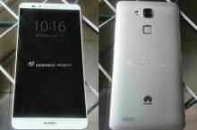 Фото и технические характеристики Huawei Ascend Mate 7