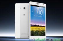 Huawei Ascend Mate 7 первые взгляды
