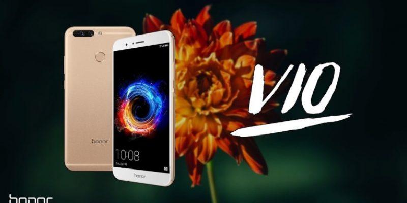 Huawei Honor V10 будет представлен 5 декабря в Лондоне