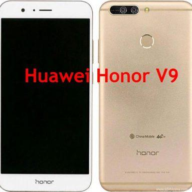 21 февраля встречайте Huawei Honor V9!