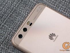 Huawei P10 – первые реальные фото: в золотом и синем варианте