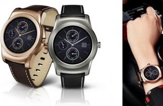 Компания LG представила новые стильные смартчасы – LG G Watch Urbane