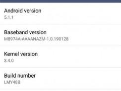 LG G2 получит официальное обновление до Android 5.1.1 в ближайшие два месяца