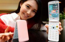 Ice Cream Smart: новенький смартфон-раскладушка от LG на Android