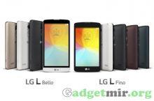 LG L Fino и L Bello уже в Бразилии! В «ближайшие недели» на всех остальных континентах