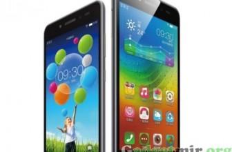 Lenovo випустил S90 «Sisley», сильно напоминающий iPhone 6