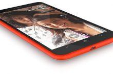 Фото и технические характеристики Microsoft Lumia 1335