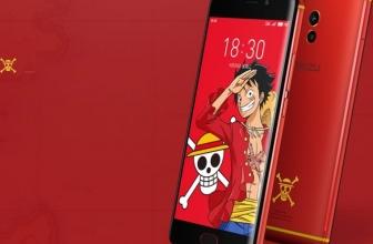 Meizu выпустила в новом цвете смартфон M6 Note OnePiece Edition