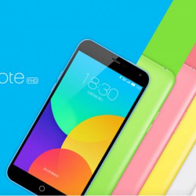 Meilan m1 note: а Вас интересует точная копия iPhone 5C от Meizu?