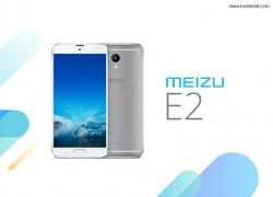 Смартфон Meizu E2: реальные фото и спецификации