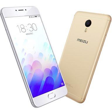 Meizu M3 Note представлен официально. Технические характеристики доступного смартфона