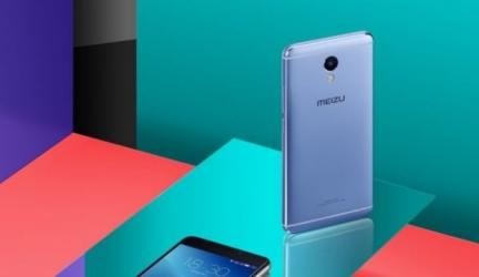 Meizu представила бюджетный 5,5-дюймовый M5 Note с аккумулятором 4 000 мАч