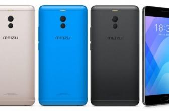 Открыт предзаказ на Meizu M6 и Meizu M6 Note