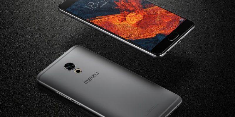 Meizu объявляет свой новый, мощный флагман — PRO 6 Plus