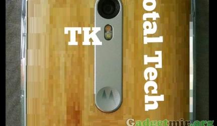 Moto X 2015 – деревянный смартфон с 2K дисплеем [Видео]