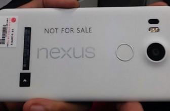 LG Nexus 5X появится официально 29 сентября по цене $400