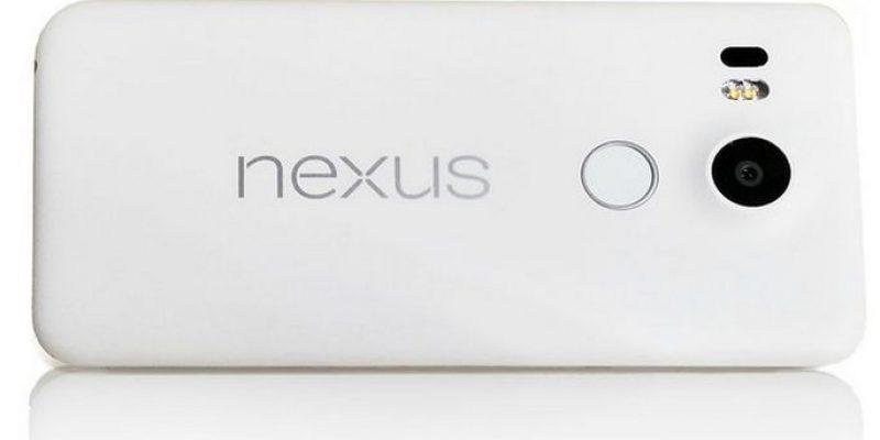 Первое качественное фото LG Nexus 5 (2015)
